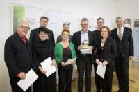 Verleihung Sustainability Award 2016